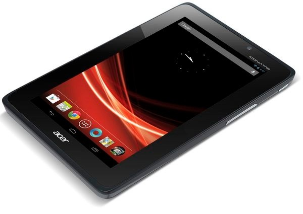 Acer Iconia Tab A110 allegedly caught brandishing Jelly Bean in press shots