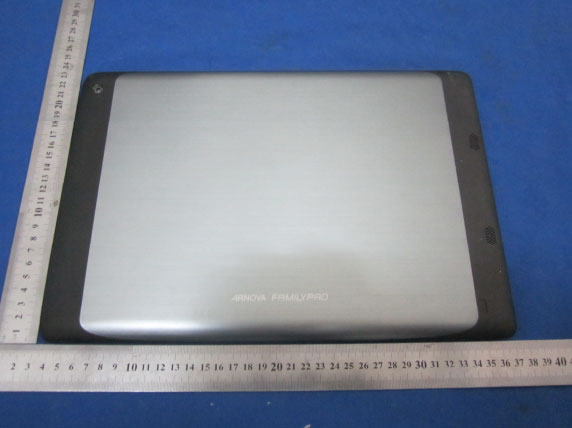 Archos MW13 'FamilyPad' opens up to the FCC, bares its 13inch soul