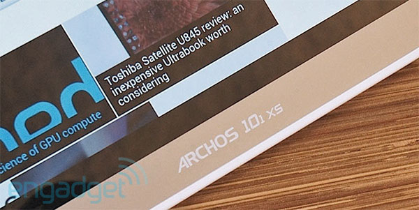 Archos readies 97inch and 8inch versions of the 101XS