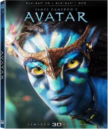Avatar Bluray 3D Collectors Edition finally comes to retail in October