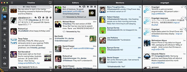 Tweetbot for Mac snap-together in alpha