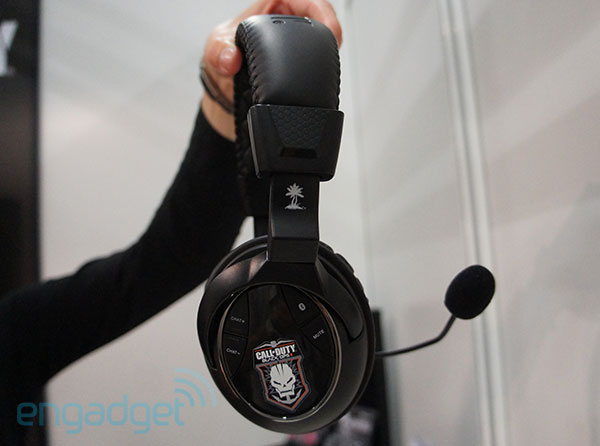 Official Call of Duty II gaming headsets unveiled by Turtle Beach, coming 'weeks' before the game handson