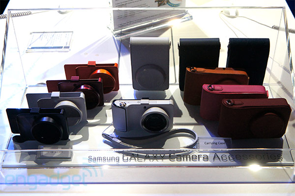 Need a case for that Galaxy Camera Samsung's got you covered eyeson
