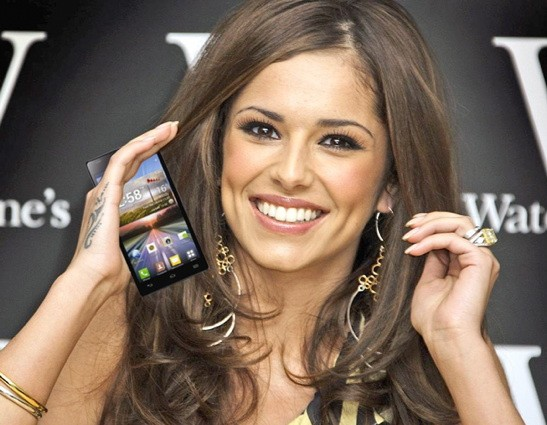 Phones4U now accepting preorders for LG's Optimus 4X HD, first 50 gets Cheryl Cole tickets
