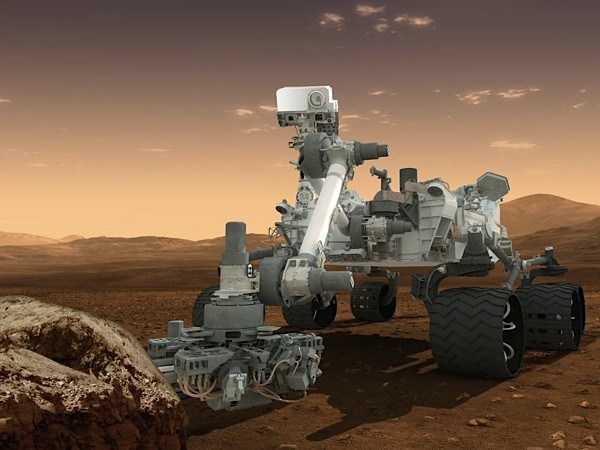 NASA's Curiosity rover receives longdistance OTA update, brain transplant on Mars