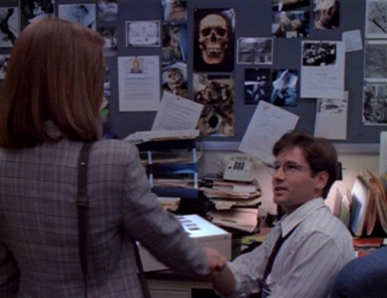 FBI finally goes digital, Mulder and Scully can finally throw out the filing cabinets