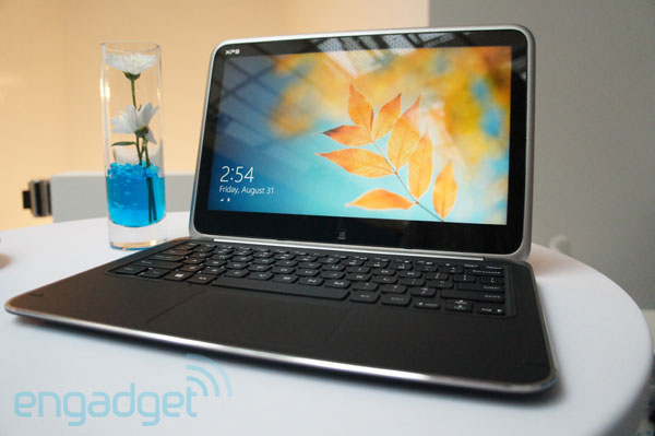 Dell announces XPS 10 Windows 8 hybrid, XPS Duo 12 convertible update handson