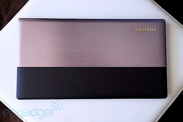 DNP  Toshiba Satellite U845W review an Ultrabook with a screen size all its own