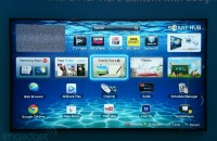 Samsung Smart TV with Google TV on display at IFA 2012, ships 'later this year' (update: hands-on)