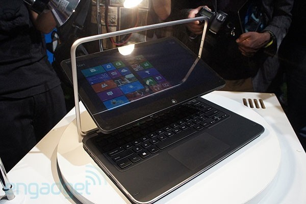 Dell announces XPS 10 Windows 8 hybrid, XPS 12 Duo convertible
