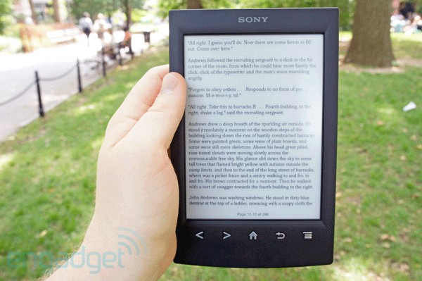 Same Old E-reader, New And (mostly) Improved Design Image