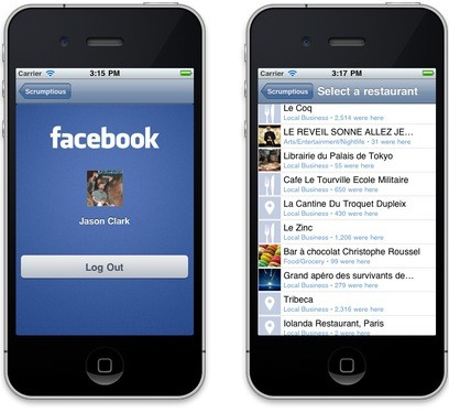 Facebook SDK 30 for iOS arrives in finished form, mobile ads tag along in beta