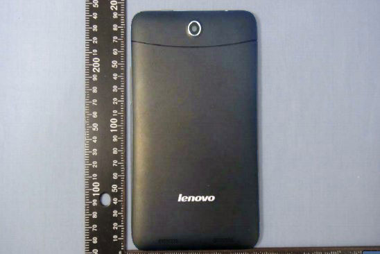 Lenovo's seveninch Android 40 tablet passes federal testing, should be ready for September release date