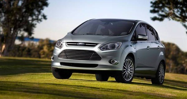 Ford CMAX Hybrid rated for 47MPG on city and highway alike, CMAX Energi hits 85MPH in EV mode