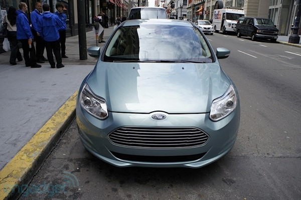 Ford underscores its love of electric cars, spends $  135 million to make them happen
