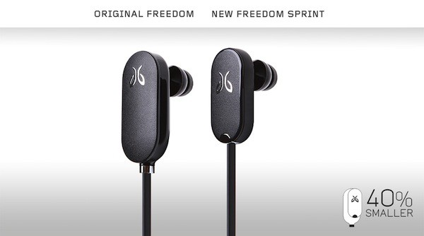 JayBird intros Freedom Spirit Bluetooth stereo headset the JF3 gets 40% lighter