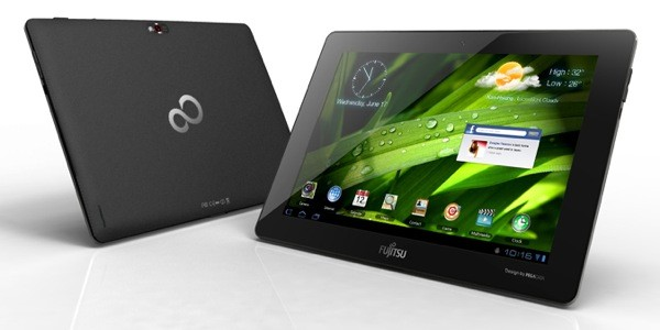 Fujitsu's Stylistic M532 quadcore tablet ships to the US with toughened body, dash of security