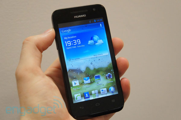 Huawei Ascend 330 appears at IFA, looking for smartphone firsttimers handson