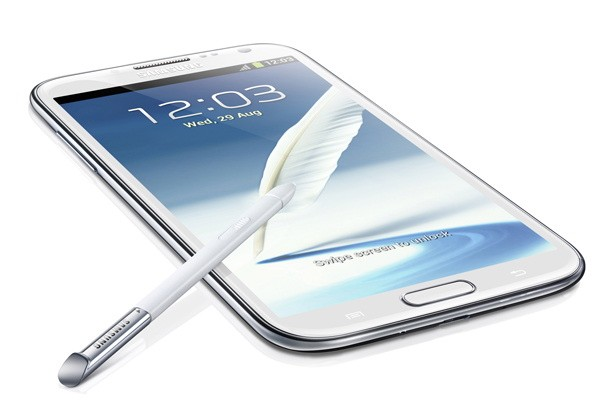 Samsung Galaxy Note 2 coming to the US later in 2012