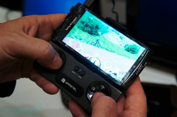 Gametel Bluetooth mobile controller lands stateside for $4999