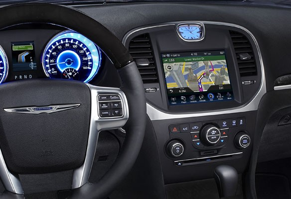 DNP Garmin will steer new Dodge and Chrysler models with indash navigation