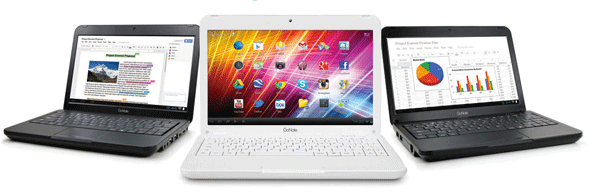 GoNote 10inch hybrid netbook coming bringing Ice Cream Sandwich to UK classrooms next month for $  236