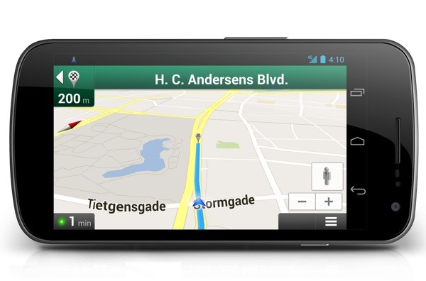 Google Maps for Android adds turnbyturn biking navigation, helps pedalpushers in 10 more countries