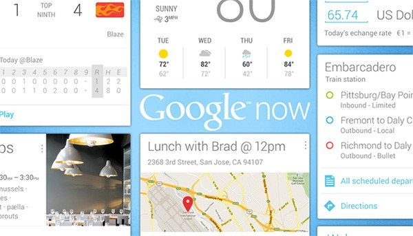 Google Now hits rooted devices, adds extra topping to your Ice Cream Sandwich