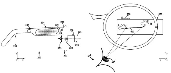 Google wins patent for eye trackingbased unlock system, shifty looks get you access