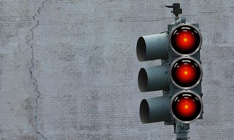 Scientists investigating artificial intelligencebased traffic control, so we can only blame the jams on ourselves