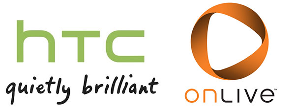HTC to lose its $  40 million investment from OnLive's financial restructuring