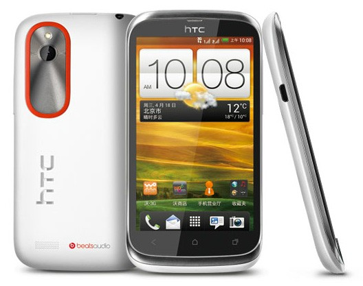 HTC launches trio of Dragons in China, Ice Cream Sandwich on all
