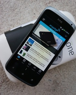 IRL HTC One S, Columbia GPS Pal and the Eton Ruckus Solar