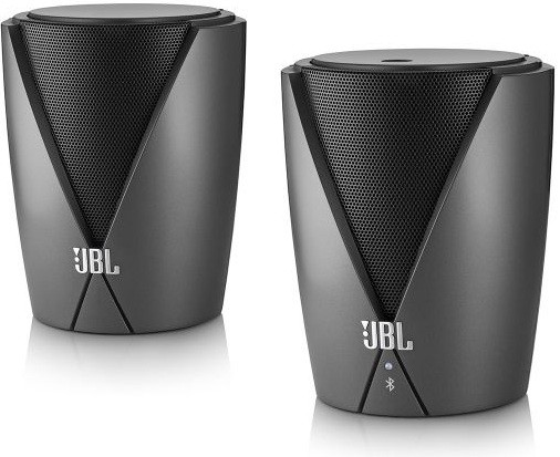 JBL's newest Jembe desktop speakers are Bluetoothenabled, now on sale for $  99