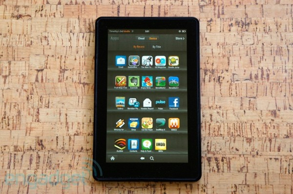 Amazon reportedly licenses Nokia mapping technologies for Kindle Fire successor