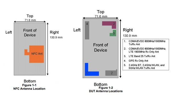 LG Eclipse LS970 pops up in FCC docs, ready to prop up Sprint's LTE lineup