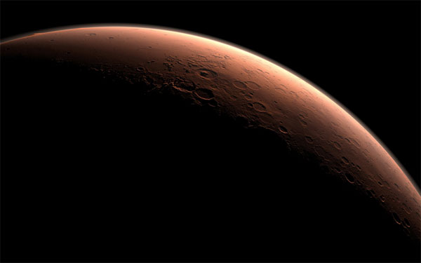Space Wallpaper Mars
