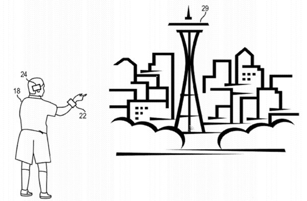 Microsoft wants to patent life streaming, turn your whole life into Jersey Shore