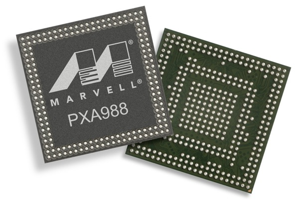 Marvell PXA988, PXA986 chips support 3G for China, the world without reinventing the wheel or phone