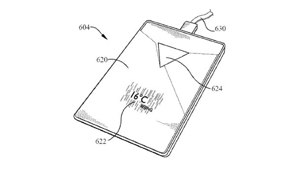 DNP Microsoft earns patent for claimed wireless charging improvement and pad with info screen
