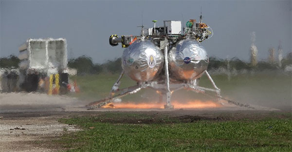 Morpheus lander gets demoed,