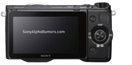 Sony NEX5R and NEX6 allegedly get pictured, flaunt WiFi logos updated with leaked press shots
