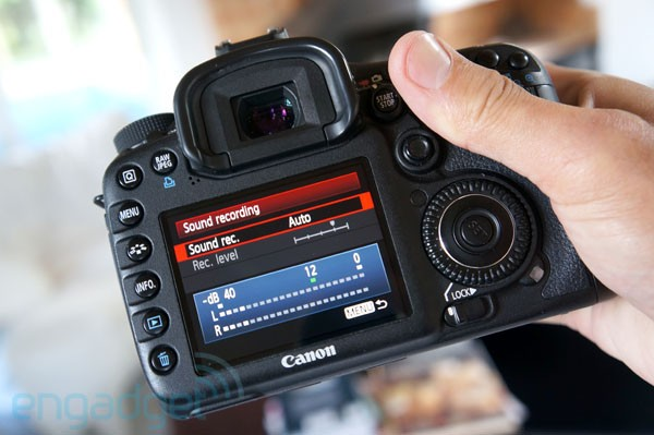 Canon EOS 7D v2 firmware tested increases burst capacity, gives manual audio control