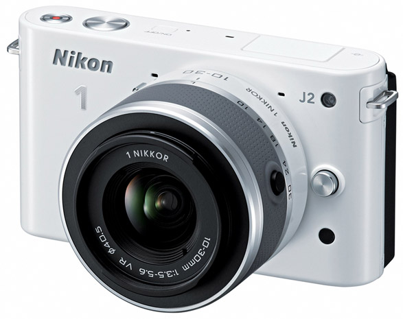 DNP Nikon 1 J2 mirrorless camera minor control tweaks, $549, ships in September