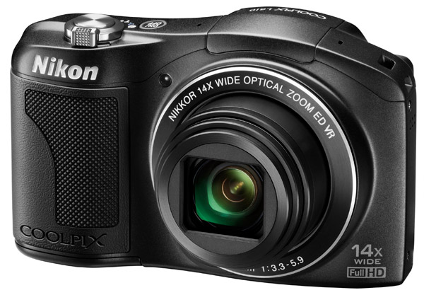 DNP Nikon Coolpix L610 an AApowered, 1080pcapable pointandshoot for $249