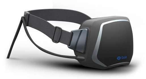 The Oculus Rift Virtual Reality Headset