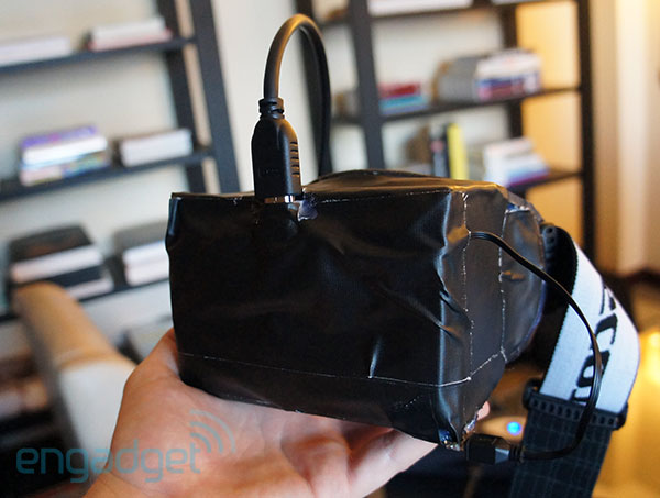 Oculus Rift's latest prototype gets a showing at Gamescom 2012 handson