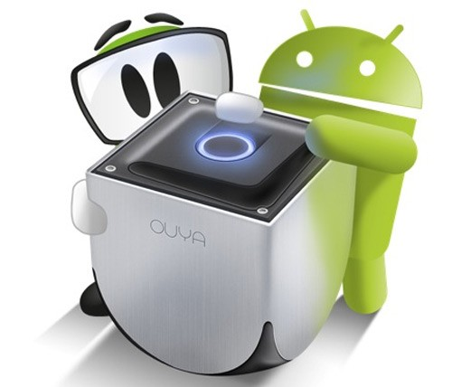 OUYA and XBMC sitting in a tree, media sharing