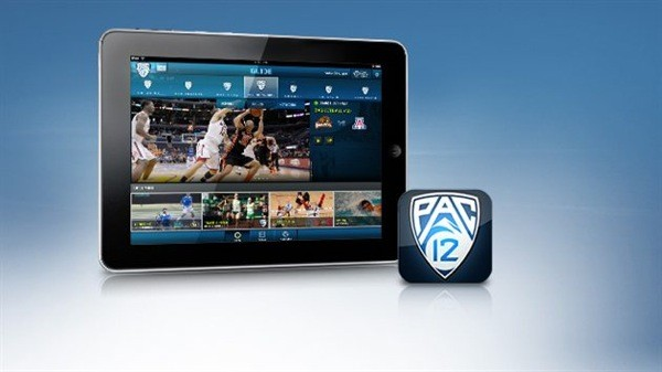 Pac12 Conference streams come to iPad, fuel that Big Game rivalry on the road