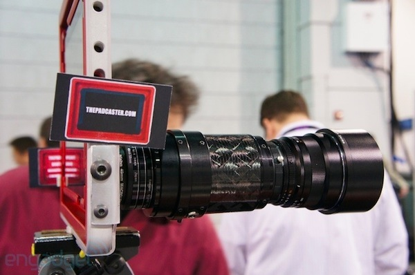 Padcaster SLR lens mount for iPad now available: priced at $149 or $189 for Lenscaster combo